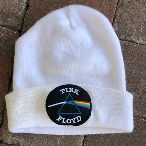 Accessories - Pink Floyd Patched Beanie